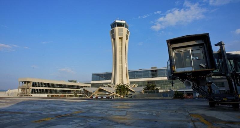 El Aeropuerto de Málaga es el que ha presentado el mayor crecimiento en tráfico de los siete denominados turísticos.