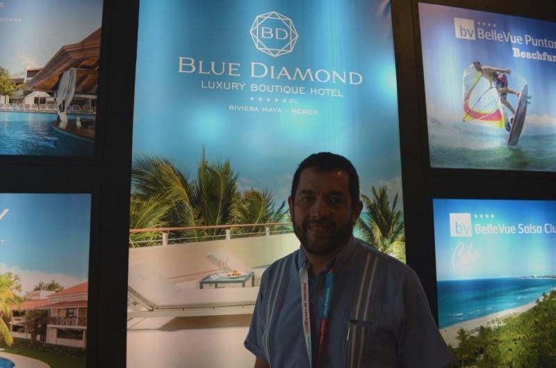 Sergio Mandujano Ferrera, Director Comercial para México y Latinoamérica.