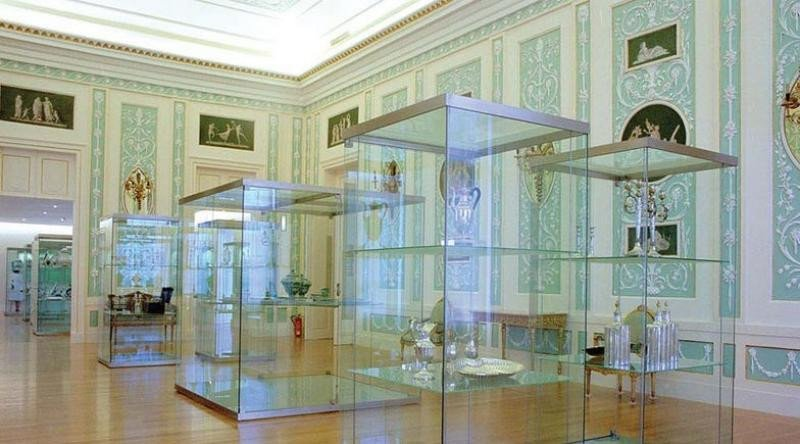 Museo Nacional Soares dos Reis de Oporto.