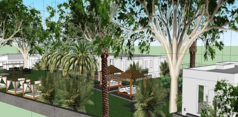 Tras la reforma el hotel ofrecerá 14 habitaciones