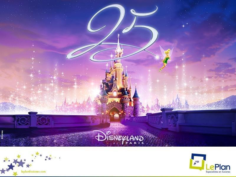 Webinar: LePlan Verano Mágico 2017 en Disneyland Paris