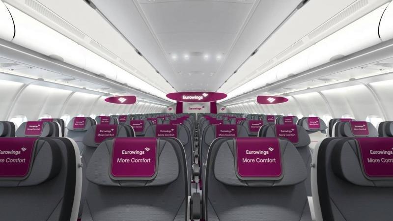 Eurowings ofrece Palma desde cinco nuevas ciudades alemanas