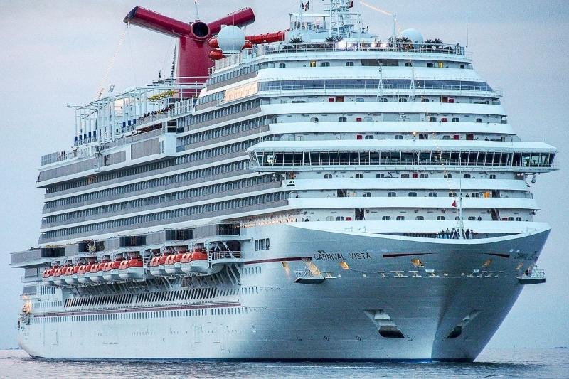 Carnival Vista es el buque más nuevo de Carnival y opera en el Caribe.