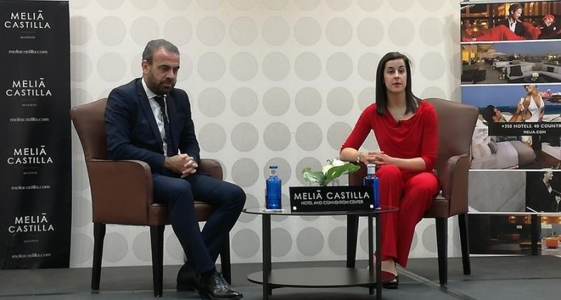 Meliá impulsa su reconocimiento en Asia patrocinando a Carolina Marín