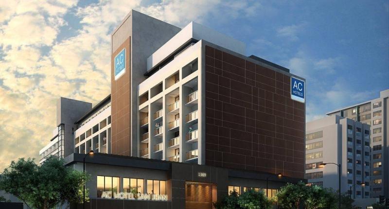 AC Hotels abre en Puerto Rico tras una inversión de 42 M €