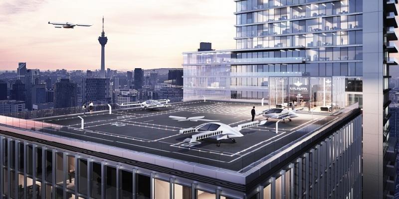 El coche eléctrico-volador completa con éxito sus vuelos de prueba