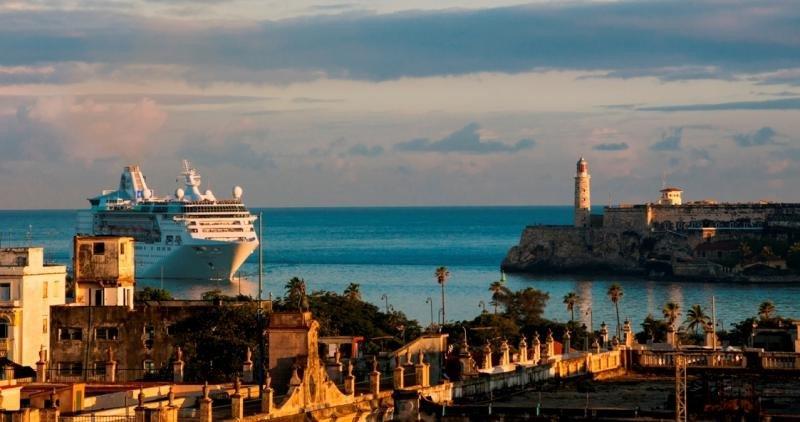 Royal Caribbean llega a Cuba con el Empress of the Seas