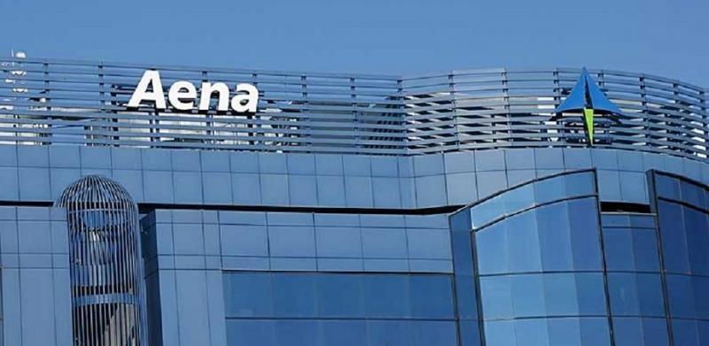 El beneficio neto de Aena se dispara un 177% entre enero y marzo