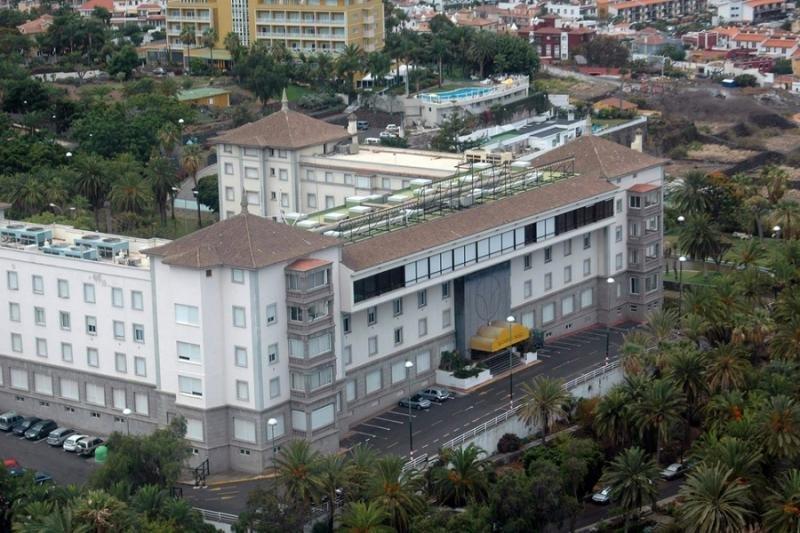 El Cabildo de Tenerife sacará en mayo  a concurso de alquiler del hotel Taoro