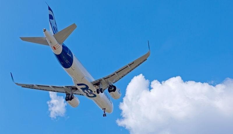 Las ganancias de Airbus se disparan por la venta de uno de sus negocios (Foto: Airbus/ H. Goussé).