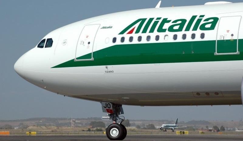 Alitalia casi en quiebra