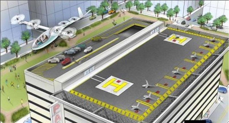 Taxis voladores...