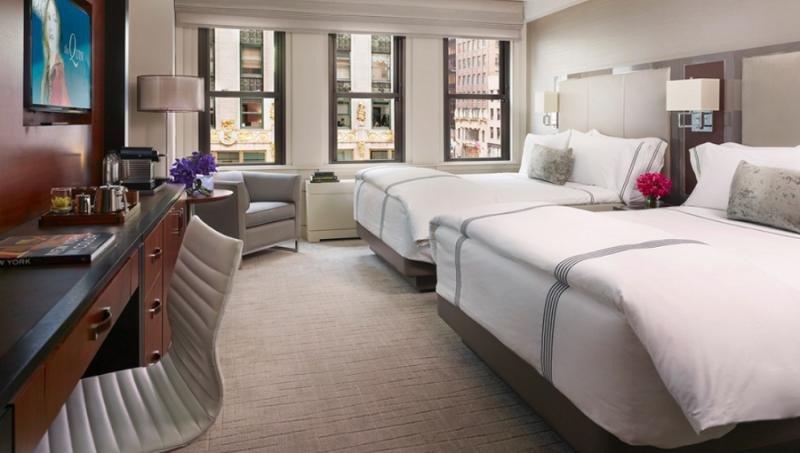 Reservar habitación en un hotel de lujo… ¡por minutos!