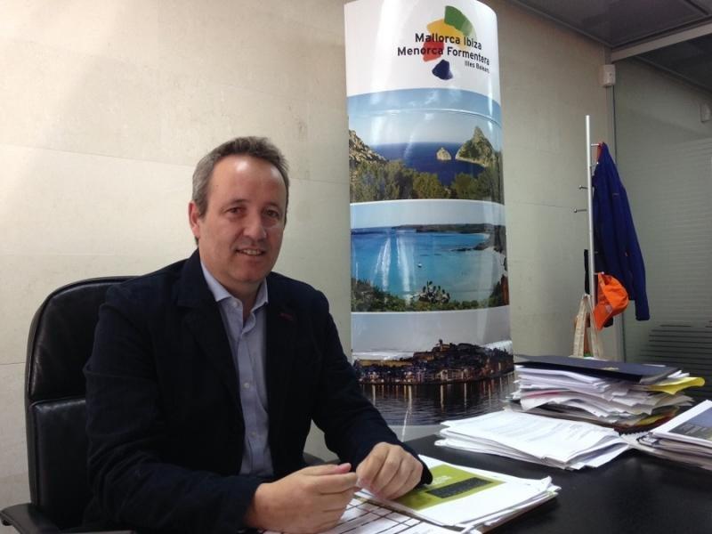 Pere Muñoz, director gerente de la ATB.