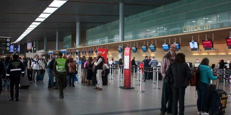Más de 5,85 millones de pasajeros se movilizaron en enero y febrero.