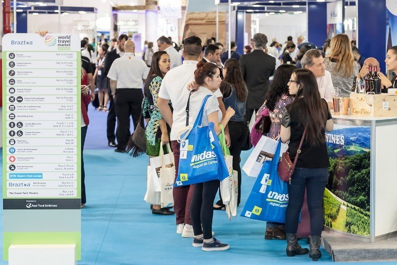 La feria en Sao Paulo reúne a unos 9.000 profesionales de la industria.