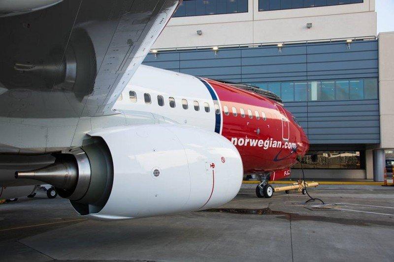 Norwegian Air proyecta 4,4 millones de pasajeros en su primer año en Argentina (Foto: Norwegian cuenta oficial de Facebook)