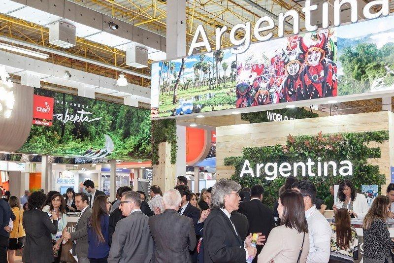 Argentina estuvo ampliamente representada en la WTM LAT 2017.