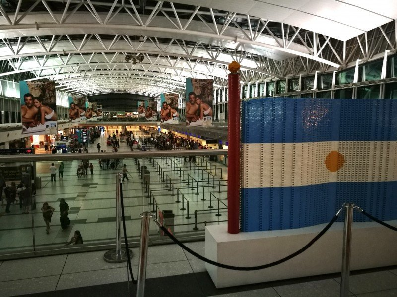 Aeropuerto Internacional de Ezeiza