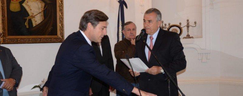 Sergio Chacón es el nuevo secretario de turismo en Jujuy