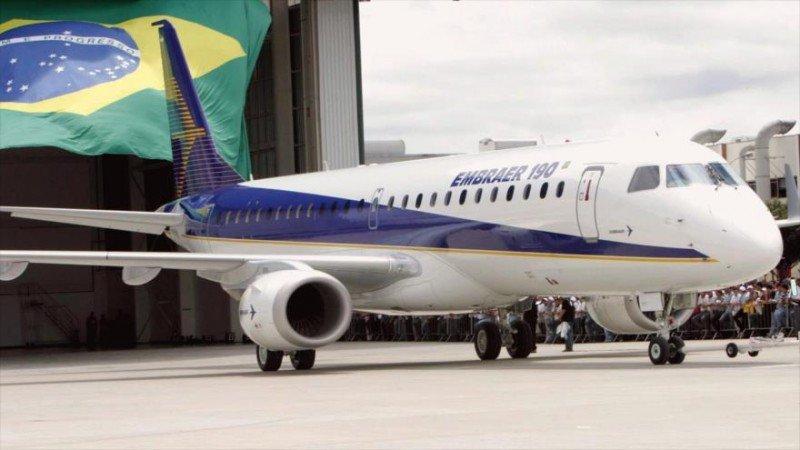 Los pedidos a Embraer alcanzan los US$ 19.200 millones hasta marzo