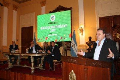 MINTUR anunció inversiones millonarias en obras turísticas del Litoral argentino