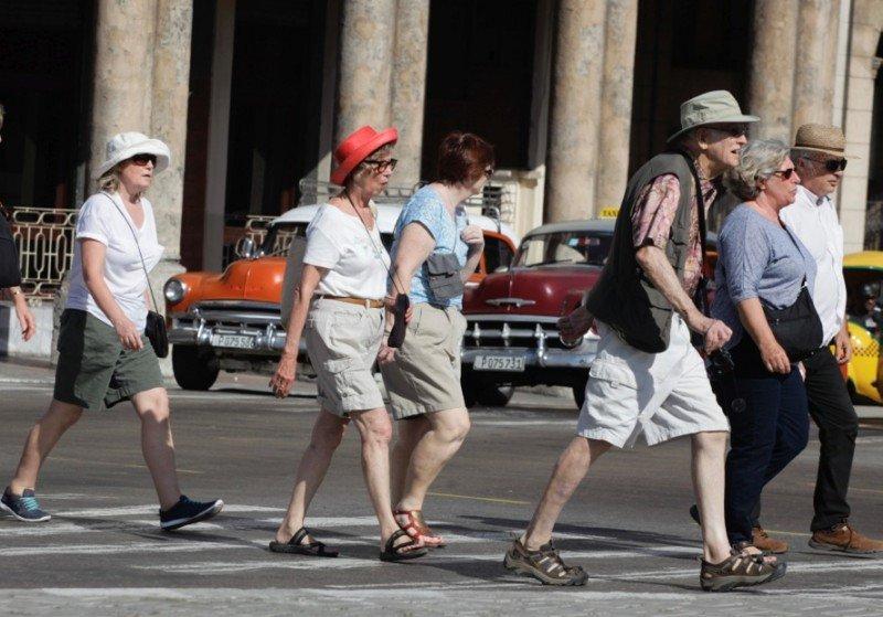 Crece 118% la visita de estadounidenses a Cuba en el primer trimestre