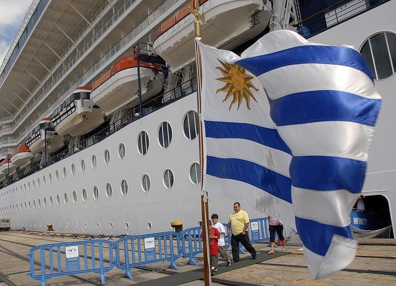 Ministerio de Turismo uruguayo hará de su sede una nueva terminal de cruceros