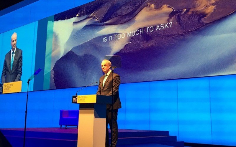 David Scowsill anunció en la cumbre de Bangkok que dejará la presidencia del WTTC.