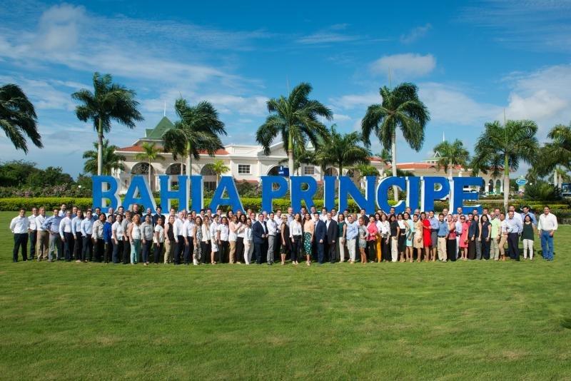 Bahía Príncipe reúne a un centenar de profesionales en su congreso anual