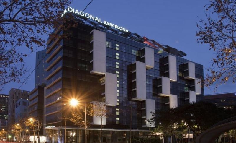 El hotel Silken Diagonal de Barcelona cambia de manos