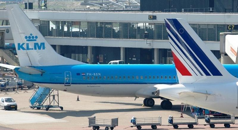 Air France KLM pierde 216 M € entre enero y marzo