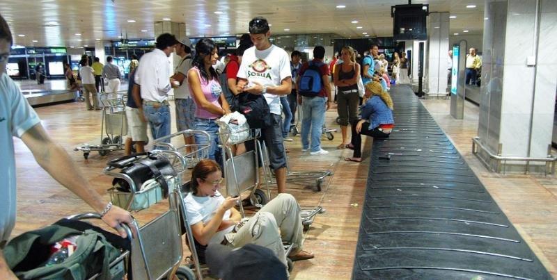 Las aerolíneas registran la menor tasa de maletas perdidas de su historia