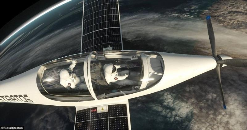 El primer avión solar estratosférico inicia sus vuelos de prueba