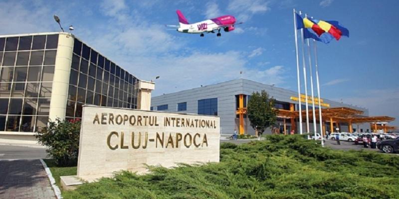 El aeropuerto rumano de Cluj Napoca fue el de mayor crecimiento entre los de mayor tráfico aéreo.
