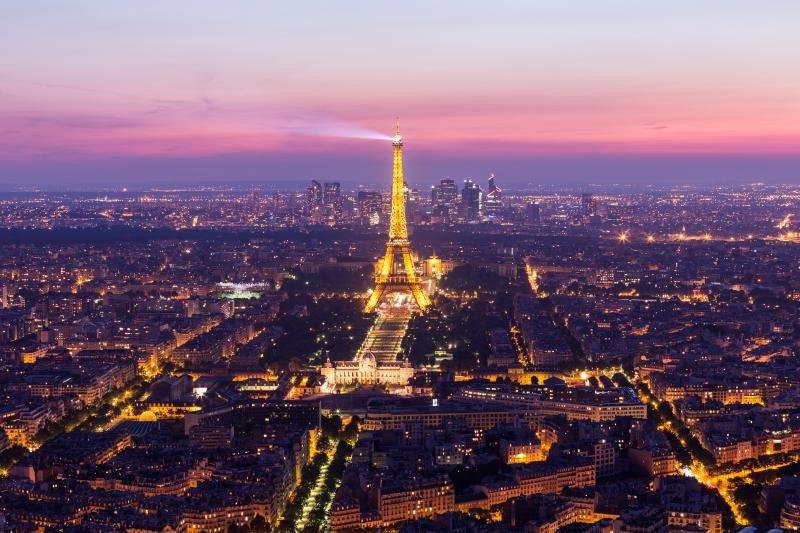 Francia se recupera levemente con una subida del 1,1% en las pernoctaciones