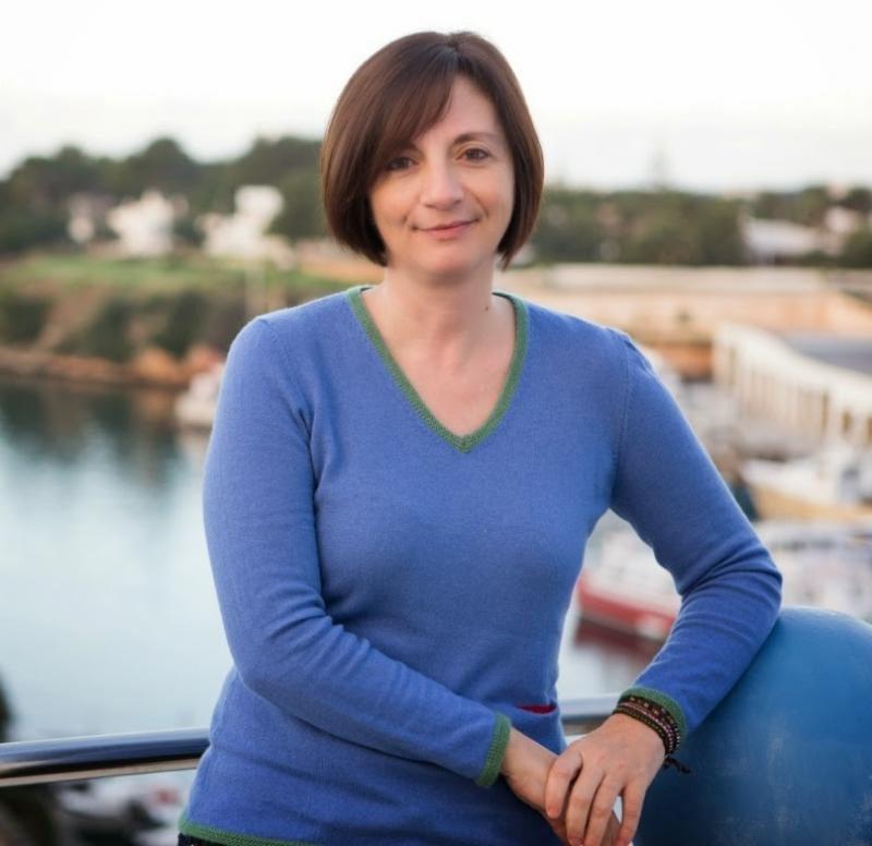 Maite Salord, presidenta del Consell Insular de Menorca.