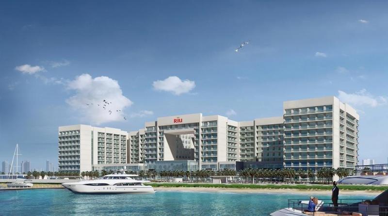 Con 800 habitaciones, el futuro Riu de Dubai está llamado a ser uno de los más grandes de la región.