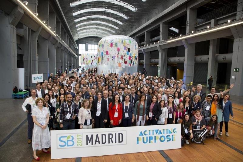 Sustainable Brands Madrid, el mayor evento en materia de sostenibilidad de Europa, ha reunido en esta tercera edición a más de 400 profesionales de 20 nacionalidades.