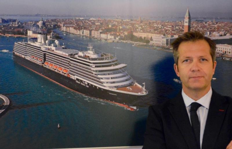 Juan Rodero, director general de la agencia de viajes Un Mundo de Cruceros. Esta empresa comercializa en España los cruceros por el Ártico que ofrece Crystal Cruises.