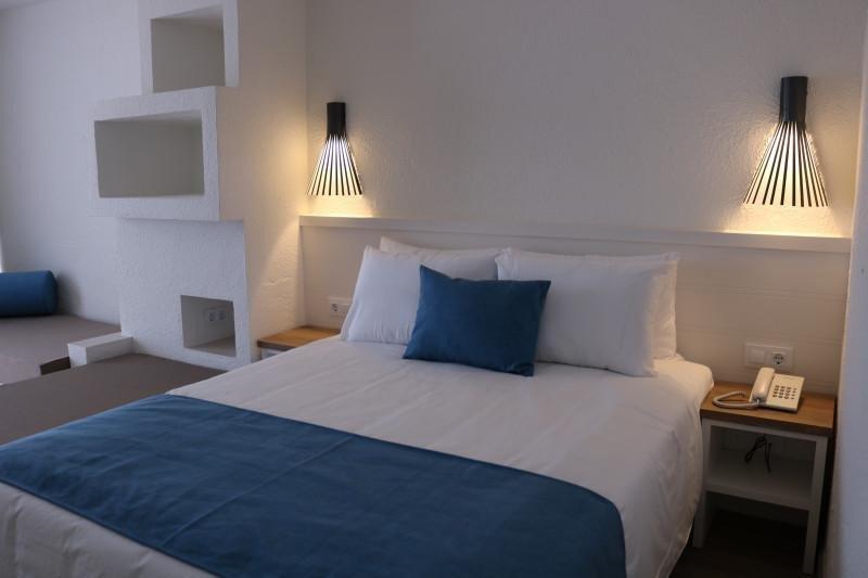 Gran parte de las obras de mejora se han centrado en las 57 habitaciones.