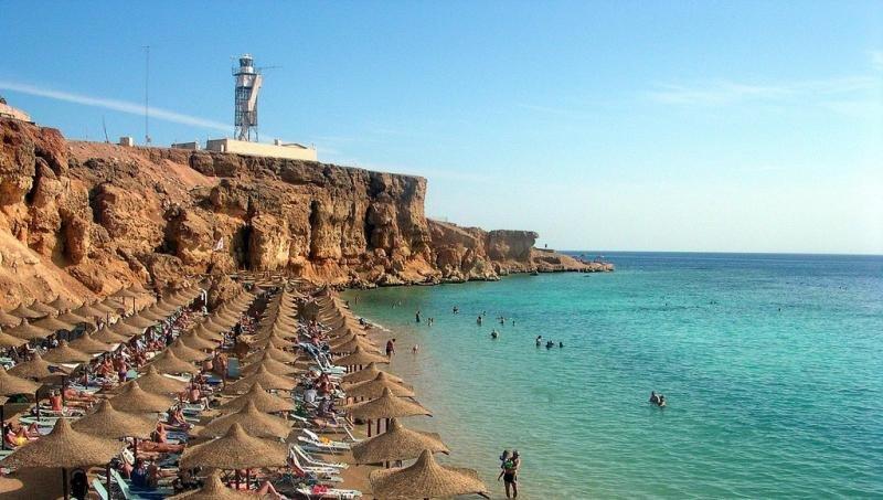 La zona de Sharm el Sheikh se ha salvado a menudo de las alertas. Foto Flickr/Wolfgang.