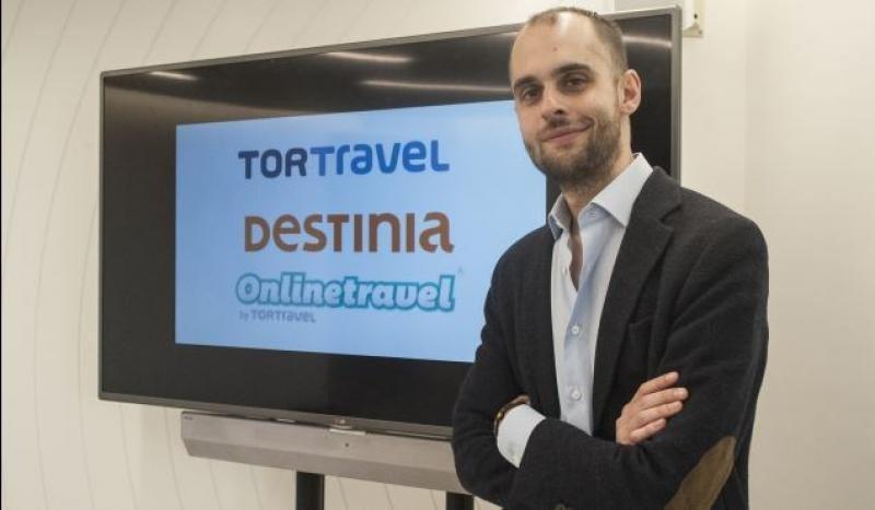 Ricardo Fernández Flores, director de Estrategia del grupo Destinia.