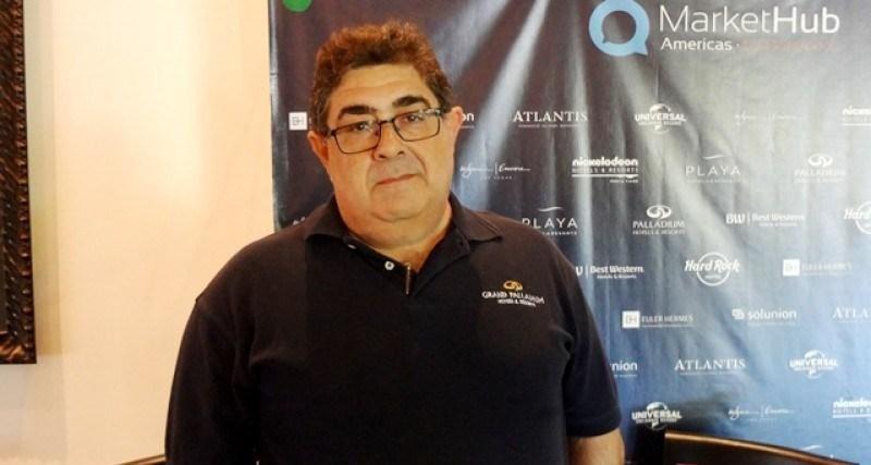 Felipe Martínez Verde, director de Operaciones para América de Palladium Hotel Group.