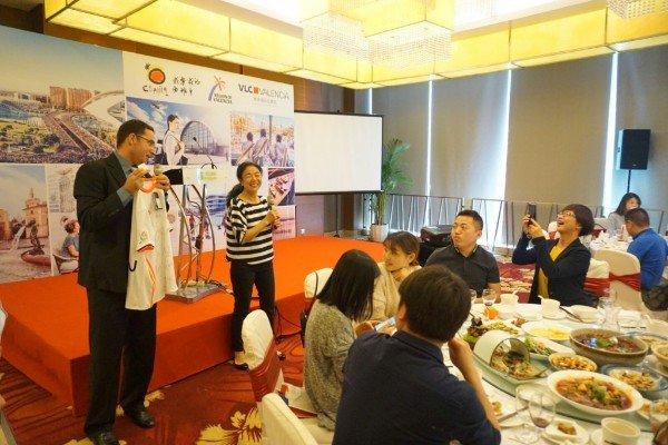 Valencia refuerza su promoción para atraer al mercado chino