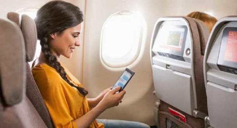 El veto electrónico afectaría a 3.684 vuelos a la semana entre UE y EEUU