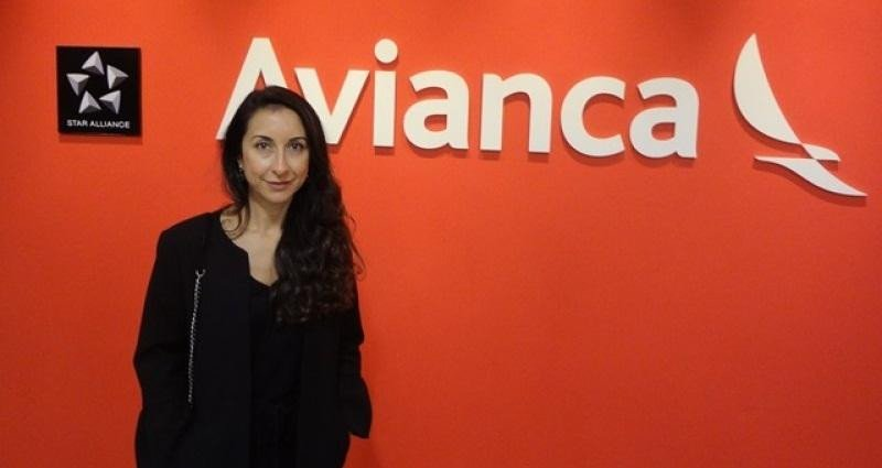 Silvia Mosquera, VP de Ventas, Mercadeo e Ingresos de Avianca.