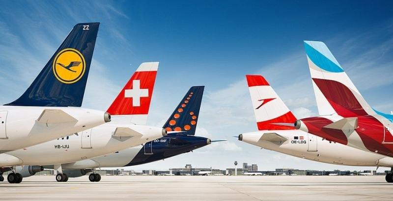 El Grupo Lufthansa incrementa su operación en Sevilla un 25%