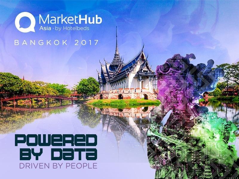 Hotelbeds elige Bangkok para su primer Markethub Asia