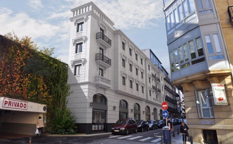 Grupo Intur construye un nuevo hotel en San Sebastián que abrirá en 2018